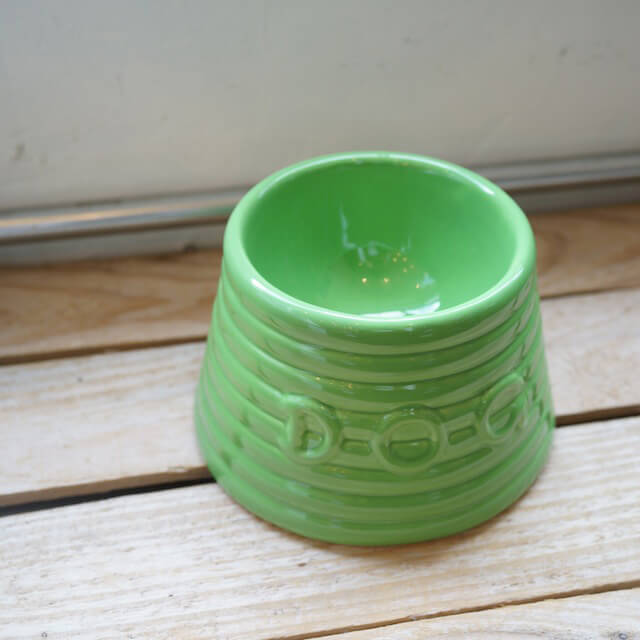 BAUER POTTERY DOGBOWL